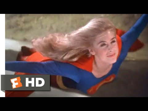 Supergirl (1984) - New Powers Scene (1/9) | Movieclips