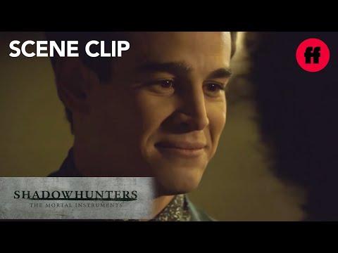 Shadowhunters | Season 2, Episode 16: Simon Drives Maia Home | Freeform