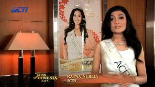 Ratna Nurlia Alfiandini for Miss Indonesia 2015