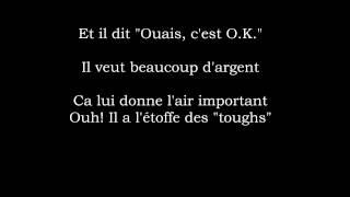 France  D' Amour- Revolver ( Official Lyrics )