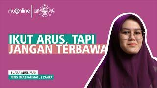 Ning Imaz Fatimatuz Zahra soal Tantangan Dakwah Santri