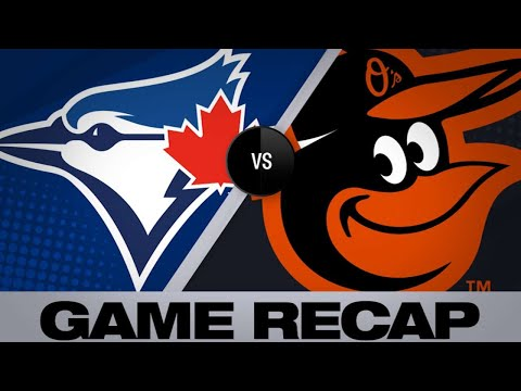 6/12/19: Tellez's Grand Slam Leads Blue Jays