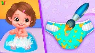 ДВА КОШМАРИКА #7 Капризные малыши двойняшки ❤ Развивающее видео ❀ Весёлая Мульт Игра для детей