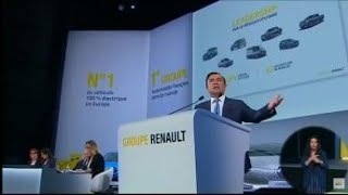 French government seeks replacement for Carlos Ghosn at Renault