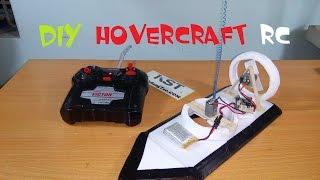 [Tutorial] DIY Hovercraft Remote Control2