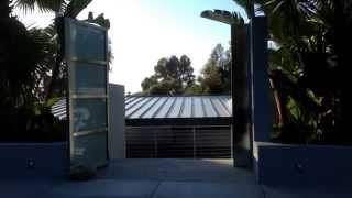 Stainless Steel Gate Installation San Diego California