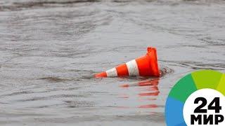 Жертвами проливных дождей в Тунисе стали пять человек - МИР 24