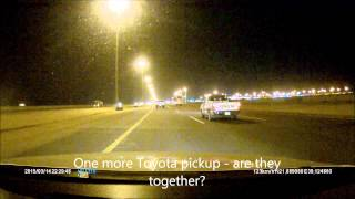 preview picture of video '20150314 22:30 Terrorist attack near Jeddah'
