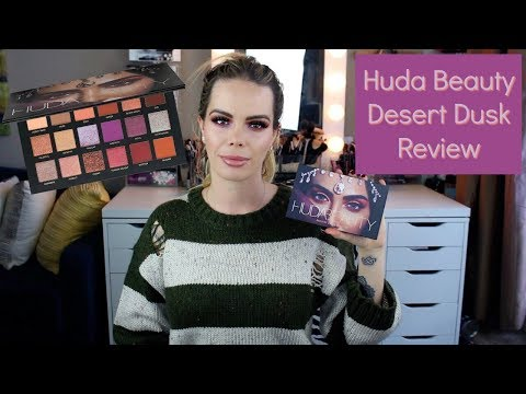 Desert Dusk Eyeshadow Palette by Huda Beauty #6