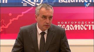 Представитель правительства области высоко оценил работу министерства спорта