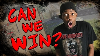 H1Z1 King Of The Kill Fives | H1Z1 KOTK Fives #5 - CAN WE GET TRENT A WIN???