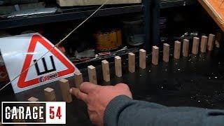 ЭФФЕКТ ДОМИНО от ГАРАЖ 54
