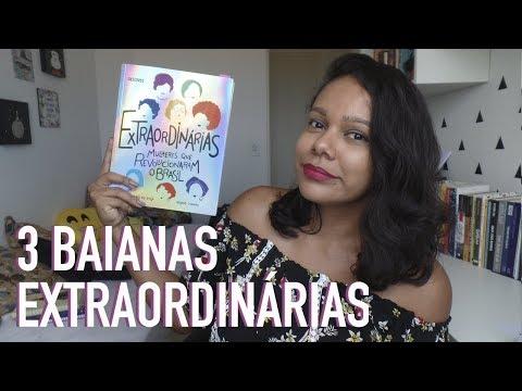EXTRAORDINÁRIAS - MULHERES QUE REVOLUCIONARAM O BRASIL  ? Jeniffer Geraldine