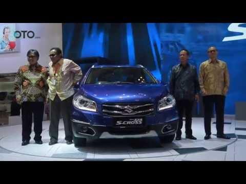 Suzuki New SX4 S-Cross hadir di GIIAS 2016 | Oto.com