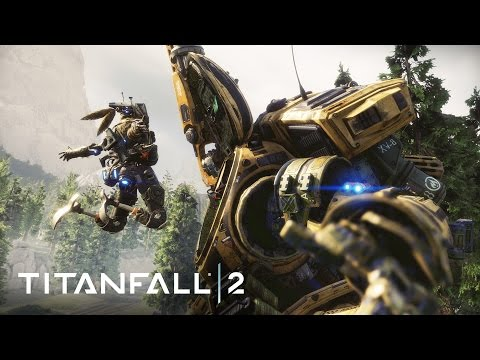 Видео № 1 из игры Titanfall 2 - Vanguard SRS Collector Edition (БЕЗ ИГРЫ)