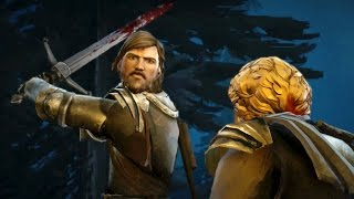 Rodrik Kills Ludd Whitehill (Game of Thrones | Telltale | Episode 6 Death)
