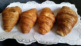 How to make the best butter Croissants