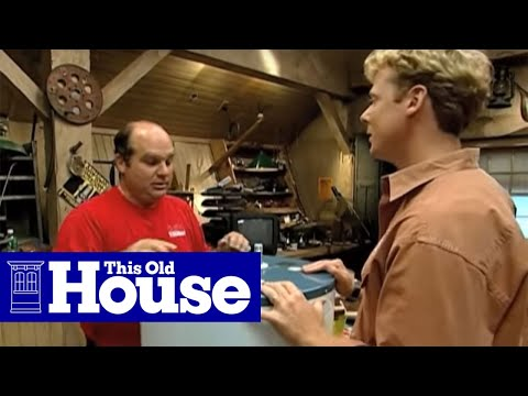 How to Change a Water Heater Anode Rod - This Old House