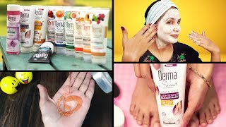 WHITENING FACIAL ~ EVERYONE ❤️ DERMA SHINE FACIAL KIT REVIEW