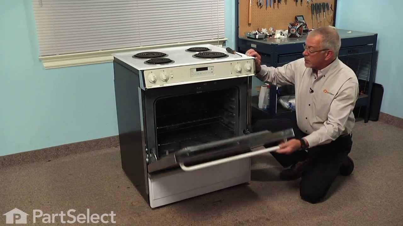 Replacing your General Electric Range Oven Sensor