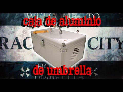 Unboxing Caja de Aluminio de Umbrella