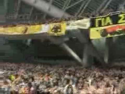 AEK Athens - A.C. Milan