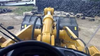 How 2 Operate A Front End Loader Part 2