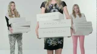 Click & Shop - MANGO SS2012