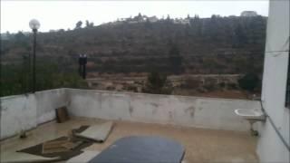 preview picture of video 'الامطار الغزيرة في مدينة السلط مساء اليوم الاربعاء 15-10-2014 تصوير:احمدالوشاح'