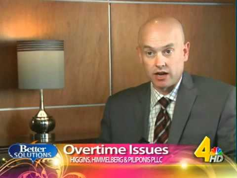 The Higgins Firm Sees More Overtime Issues Video