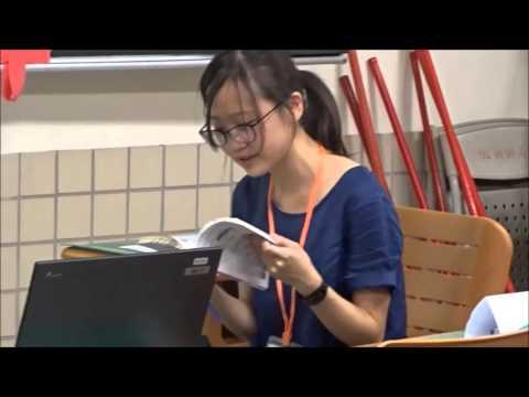 高師特教105級_ADHD試教影片_第二組_專注力訓練