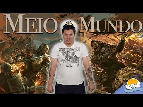 [Resenha] MEIO MUNDO - Vol.2 Trilogia Mar Despedaçado | Joe Abercrombie
