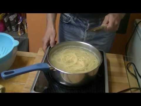 Temps de cuisson des pates