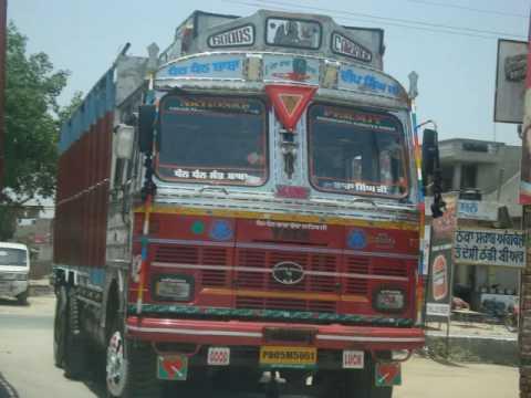 Different types of tata trucks