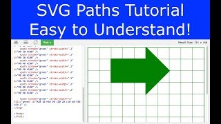 SVG Path Tutorial • Easy to Understand!
