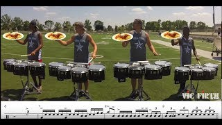 Blue Stars But They Collapse (DCI 2017)