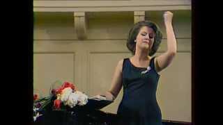 Елена Образцова исполняет романсы и песни Г.Свиридова