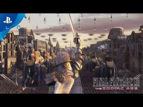Trailer de Final Fantasy XII: The Zodiac Age