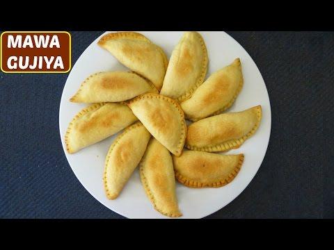 Mawa Gujiya Recipe  | Holi Special Recipe | CookWithNisha
