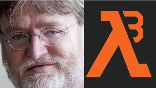 Гейб Ньюэлл о Half-Life 3. Нарезка интервью за 10 лет.