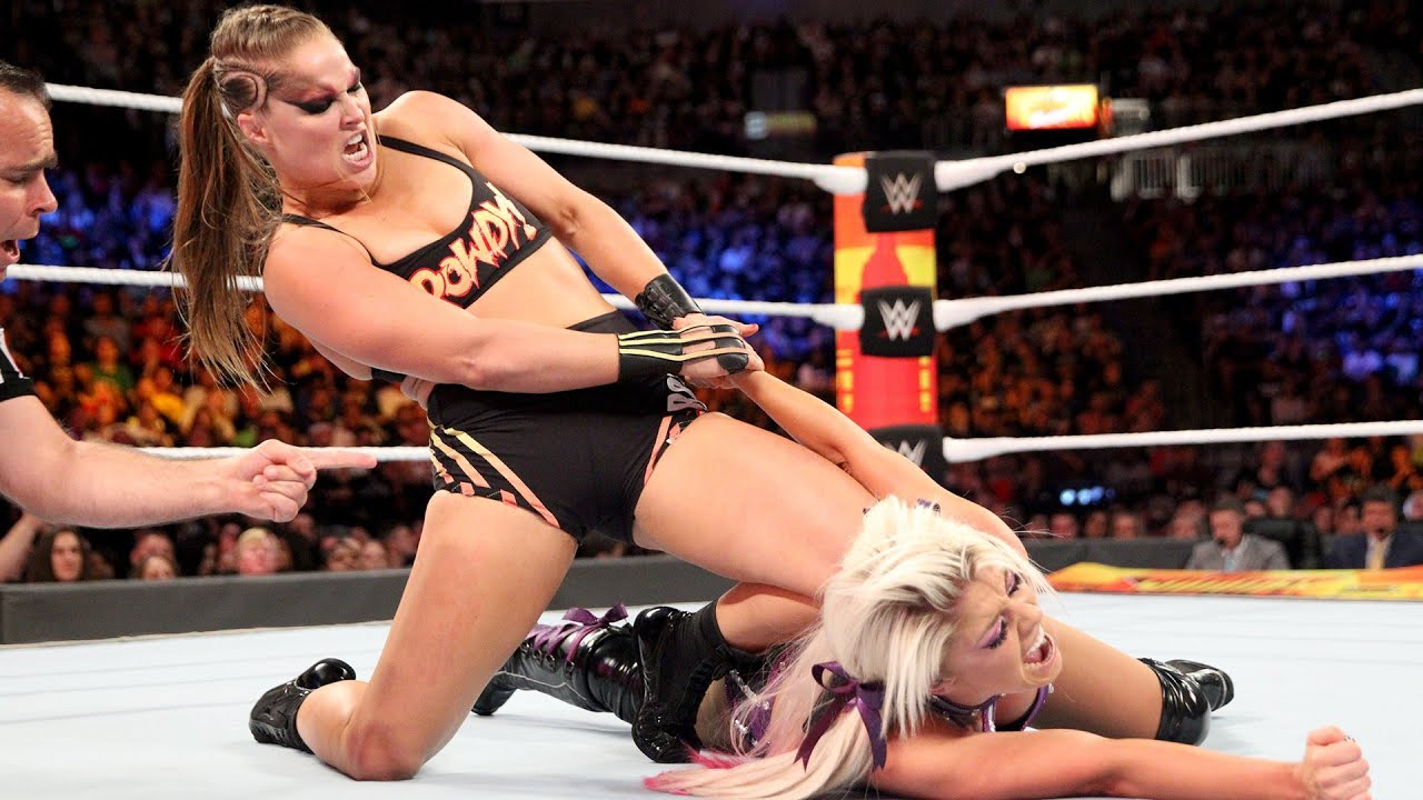 Ronda Rousey Comments On Her Royal Rumble Betting Odds