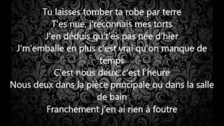 SCH   Je La Connais [Paroles, Lyrics]