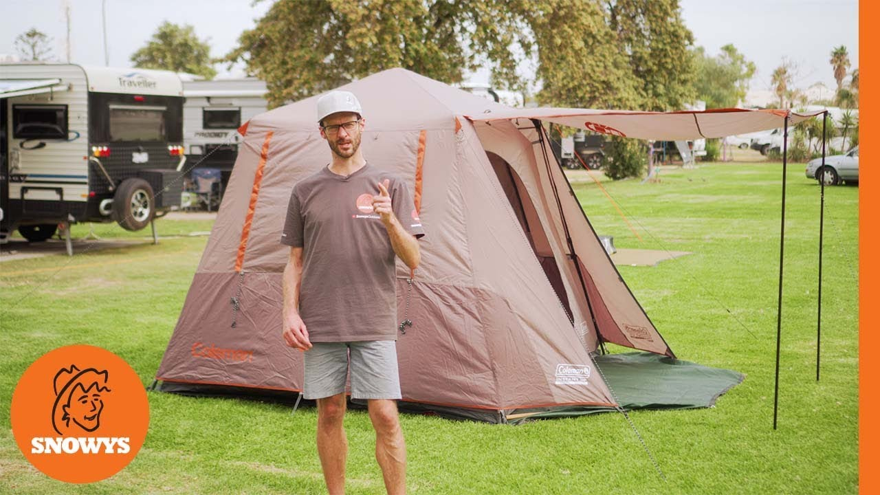 Instant Up 4P Tent