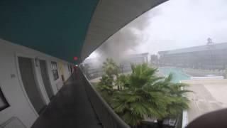 Avanti Resort Orlando Fire July 5th [Includes Aftermath]