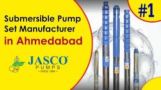 Submersible Pump Sets, Split Casing Pump