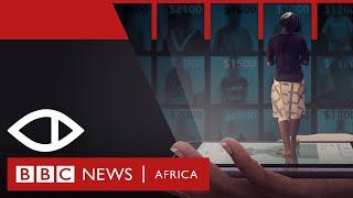Silicon Valley's Online Slave Market – full documentary – BBC News Arabic   BBC Africa Eye