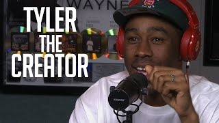 Tyler, The Creator talks new album, and his new found love of jewelry!!