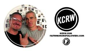 Henry Rollins Interviews <b>Mike Patton</b> On KCRW