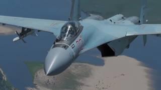 Истребитель Су-35С лучший воздушный боец поколения «4++» Непревзойденная маневреность
