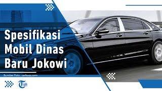 Video Spesifikasi Mercedes Benz S600 Guard Mobil Dinas Jokowi, Anti Peluru dan Ledakan